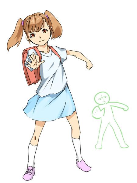 ニコ生企画参加絵 じゅん さんのイラスト ニコニコ静画 イラスト