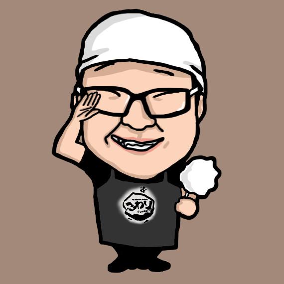 綿菓子屋ふわり。