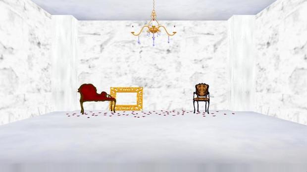 白い部屋PMX