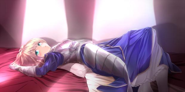 【Fate/Zero】退屈なアルトリア