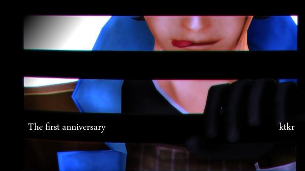 おて式片倉小十郎一周年おめでとうございます!