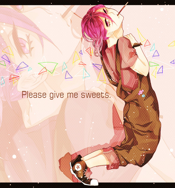 Please give me sweets?
