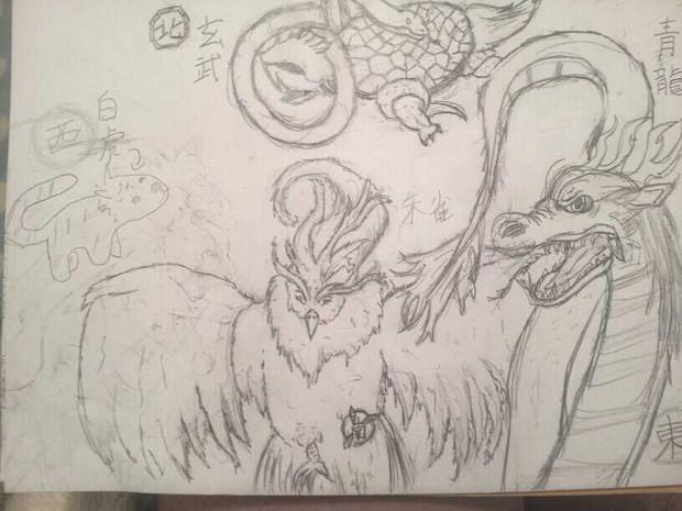四聖獣 Petal さんのイラスト ニコニコ静画 イラスト