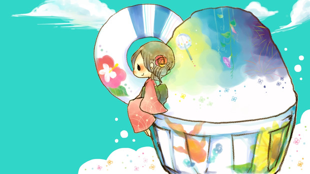 夏盛り たま さんのイラスト ニコニコ静画 イラスト