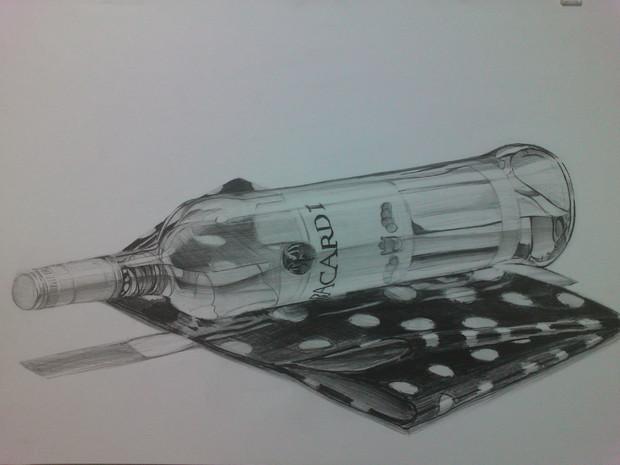 ラム酒とシート