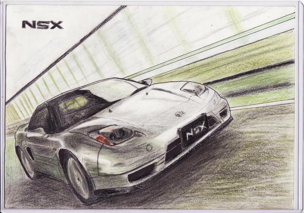 ホンダ NSX 【HONDA】