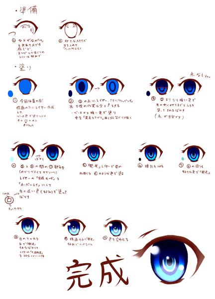 Sai目の簡単メイキング誰得 佐藤リンゴ さんのイラスト