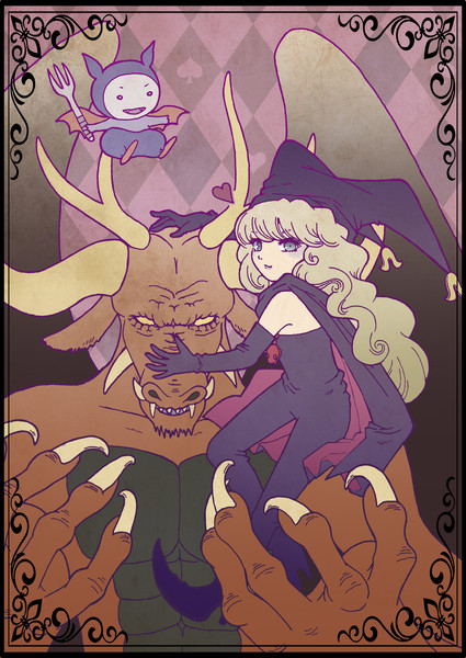 邪巫女シャルロット