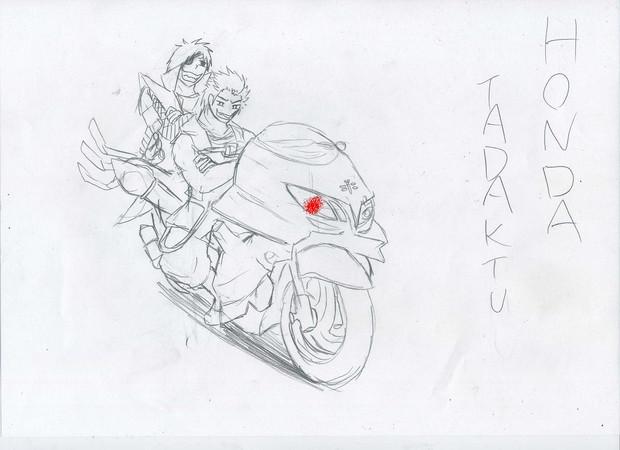 HONDA TADAKATU 125cc
