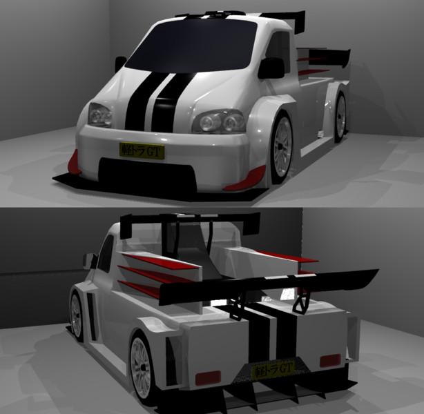 軽トラ GT
