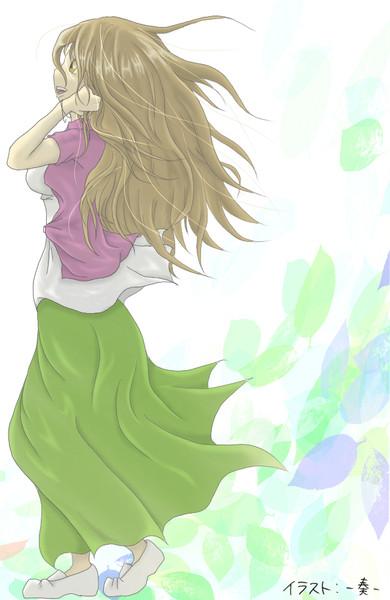 キレイな女性的な もい元奏 さんのイラスト ニコニコ静画