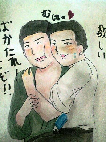 村田英雄VS三波春夫(*´ -`)(´- `*)
