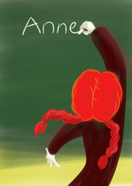 『赤毛のアン』