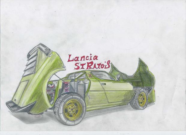 ランチア ストラトス