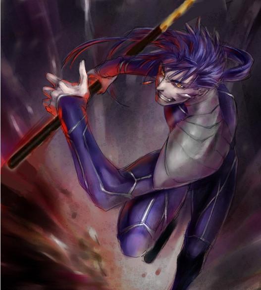 Fate/staynight ランサー
