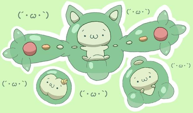 (´・ω・`)×ポケモン