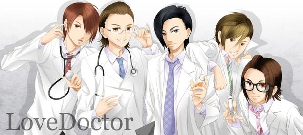 【√5】LoveDoctor【メガネ無しver.】