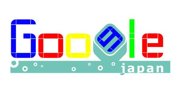 jubeat風Googleロゴ