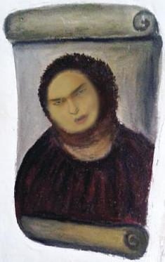 そんなフレスコ画で大丈夫か?