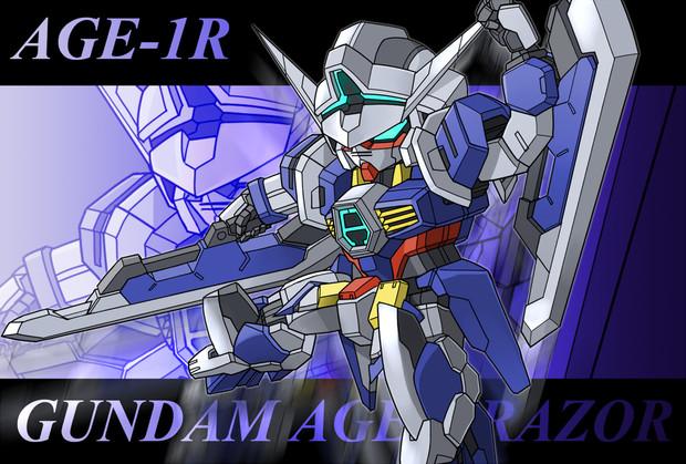 【159】AGE-1レイザー