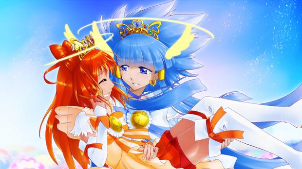 お姫様で抱っこ