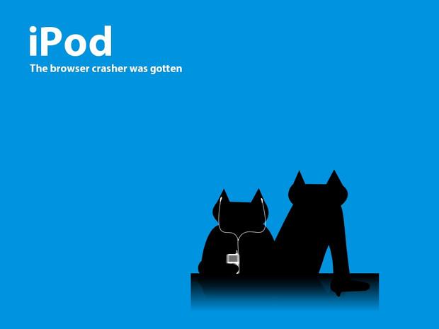iPod風流石兄弟