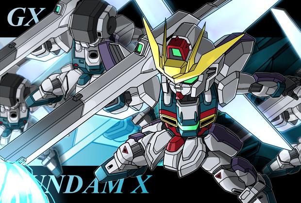 【161】ガンダムX