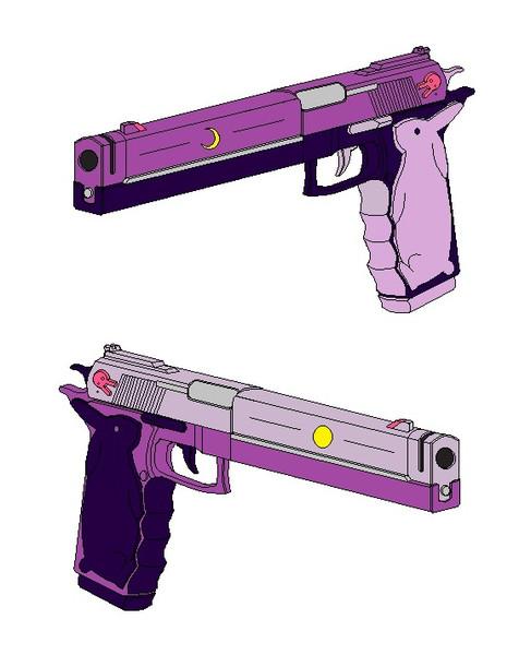 ゆかりん×銃