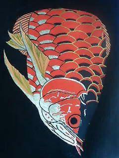 古代魚-アロワナ-
