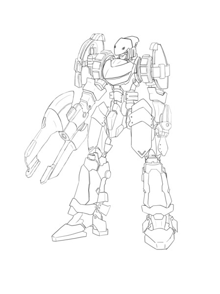 特殊兵装パワーローダー