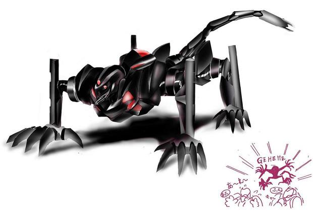特殊強襲制圧用パワーローダー