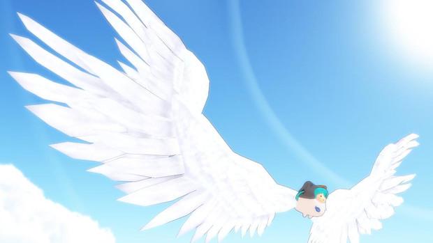 まるくない翼 ゆーいちろう さんのイラスト ニコニコ静画 イラスト