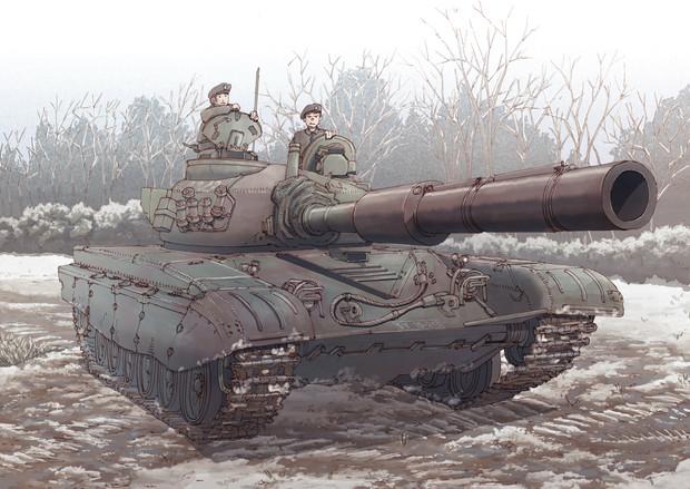 T-72?