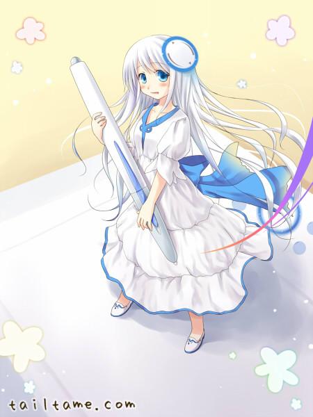 白色青色七色