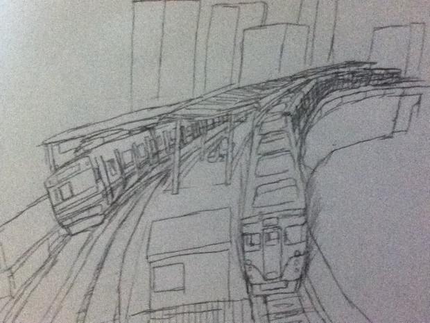 【電車でD】東海道線に置き換えてみた