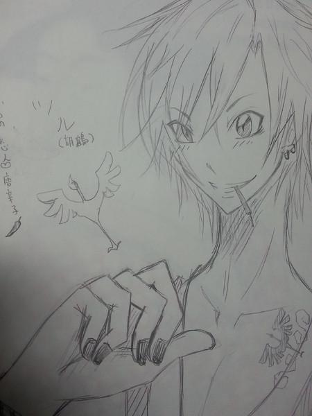 胡鶴(こかく)