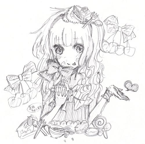好きなの食べて 真田ちょこ村真菜 さんのイラスト ニコニコ静画