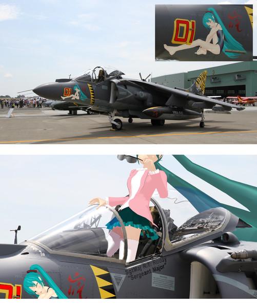 【MMD】痛い戦闘機