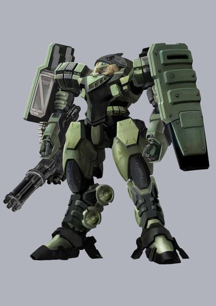 サイフェルトPLD 重装甲オプション