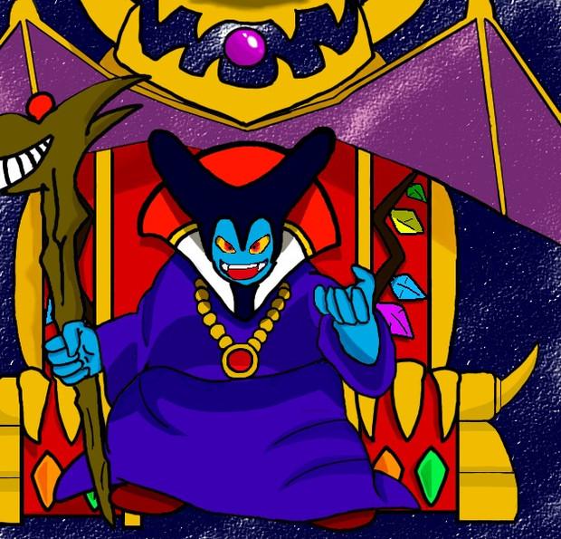 王の中の王が幻想入り 第二部完結