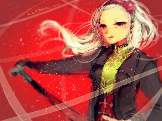 昭和の…天使……っ!!【女体化】