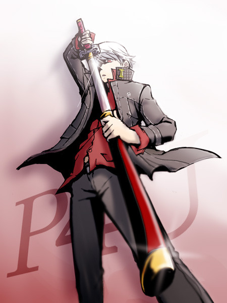 【P4U】Don't Give Up!