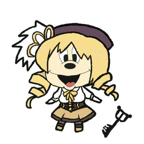 魔法少女まいは☆マウス 巴マウ