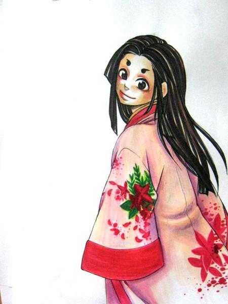 天誅参:菊姫
