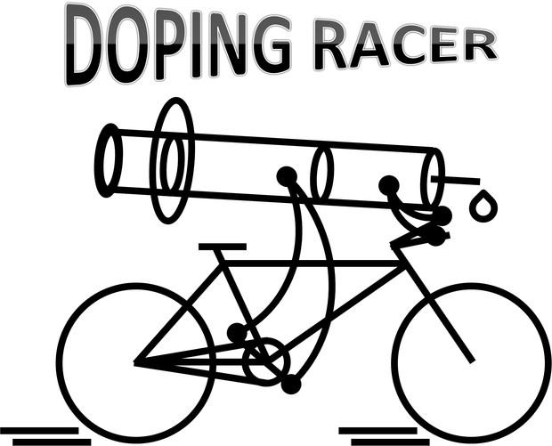 【ドーピング】DOPING RACER【自転車】