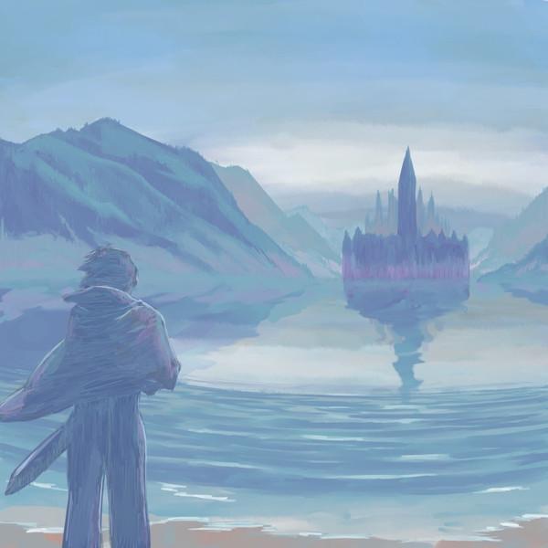 ドラクエ1の竜王の城