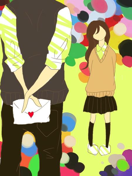 Back Number 恋 イメージしてみた あん さんのイラスト ニコニコ静画