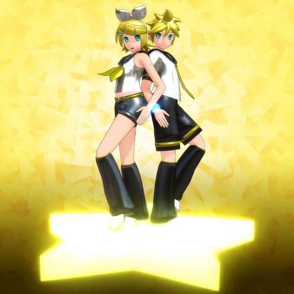 星ふるリン・レン Ver.1.0.1 リリース!