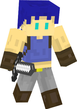 【minecraft】ジョナサン