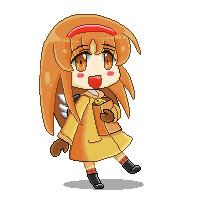【ドット絵】月宮あゆ